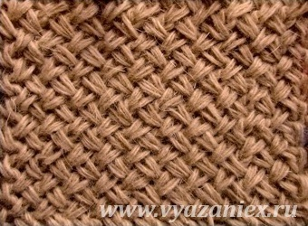 Поиск на Постиле: узор плетенка спицами схема 19